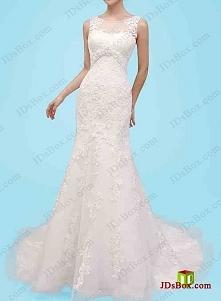 Koronkowa suknia ślubna syr...