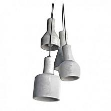 KARINA 4 CPL-13007 AZZARDO Lampa wisząca BETON     Karina CPL-13007 to elegancka lampa wisząca marki AZzardo wykonana z betonu i przystosowana do źródeł światła E14 o mocy 40W. ...