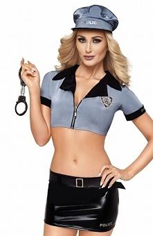 Roxana Police costume kompl...