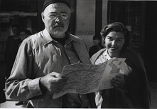 It was in the year of 1948 Ernest Hemingway Fernanda Pivano Cortina d'Am...