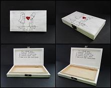Kolejny wzór pudełeczka na banknoty. Jak już wspomniałam pod innym zdjęciem, ...