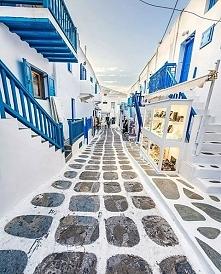 Mykonos, Grecja ❤