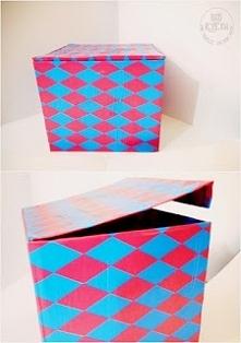 DIY Recykling Organizacja