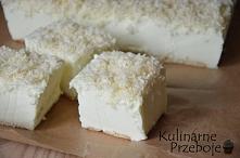 Ciasto Śnieżny puch – bez pieczenia – Składniki: Składniki na spód: ok. 50 g ...