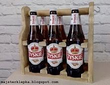 Nosidełko na piwo (jak zrobic? - klik w zdjęcie)