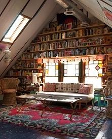 zupełnie inna biblioteczka :)