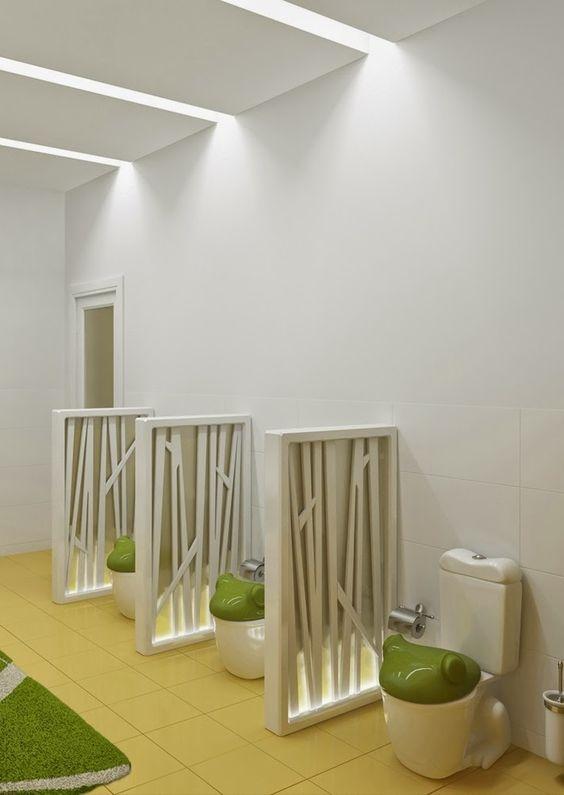 Toaleta W Przedszkolu Na Pociechy Zszywka Pl