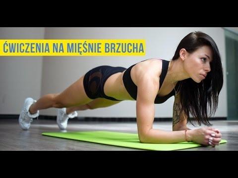 7 Najskuteczniejszych ćwiczeń na płaski brzuch.