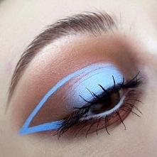 Makijaż artystyczny lub pomysł na makijaż festiwalowy - jak wam się podoba? &...