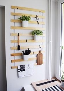 Zrób to sam: organizer na ścianę z dna łóżeczka dziecięcego. Instrukcja po kl...