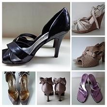 Buty różne sprzedam bardzo TAAAAAAAANIO!po 10-20 zł!