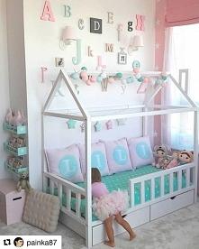 pokój dla dziewczynki :)