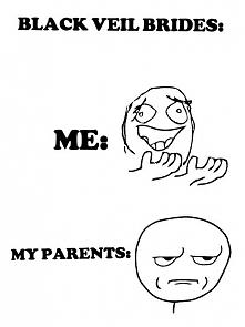 Delikatnie mówiąc jeśli chodzi o moich rodziców xD