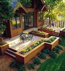 #ogród #taras #przestrzeń
