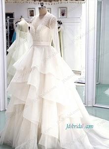 Księżniczka balowa suknia