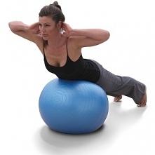 Jakie ćwiczenia z piłką polecacie? ;)