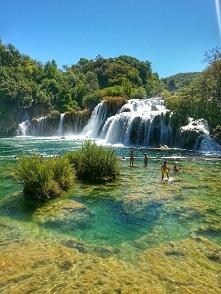 Chorwacja. Park Narodowy Krka