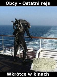 obcy na statku