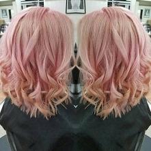 blond pink