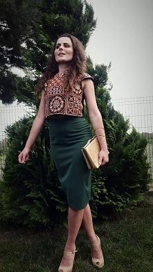 Jak wam sie podoba stylizacja ze spódniczką od EdiKa? ;D Zapraszamy na Facebooka wkrótce więcej ;D EdiKa EdiKa