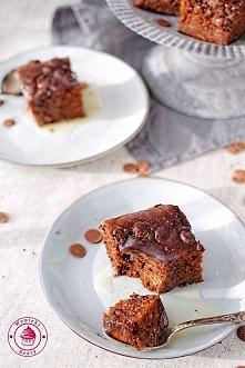 Ciasto bananowe z czekoladą - Wypieki Beaty