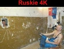 rosyjski telewizor