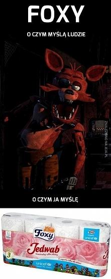 ahh ten foxy