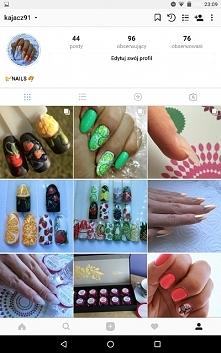 Mòj instagram- kajacz91