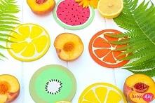 Jak zrobić owocowe podkładk...