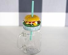 Burgerkubek z masy termoutwardzalnej