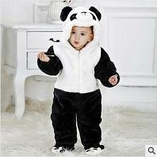 strój panda