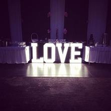 Dekoracja na wesele