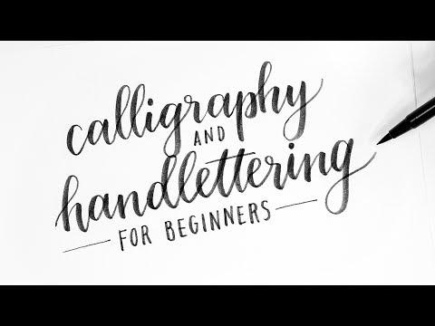Calligraphy <3