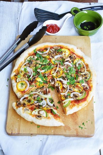 pizza domowa!