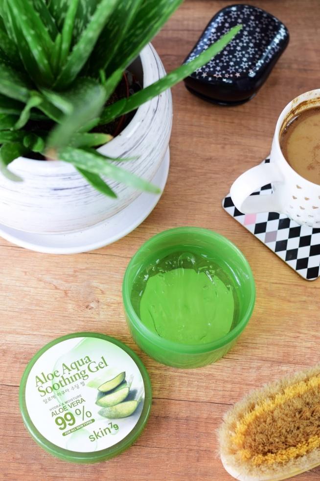 Zastosowania żelu aloesowego, o których nie wiesz! Czemu warto mieć go w kosmetyczce? Sprawdź na blogu!