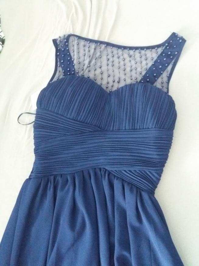 sukienka dla swiadkowej;)