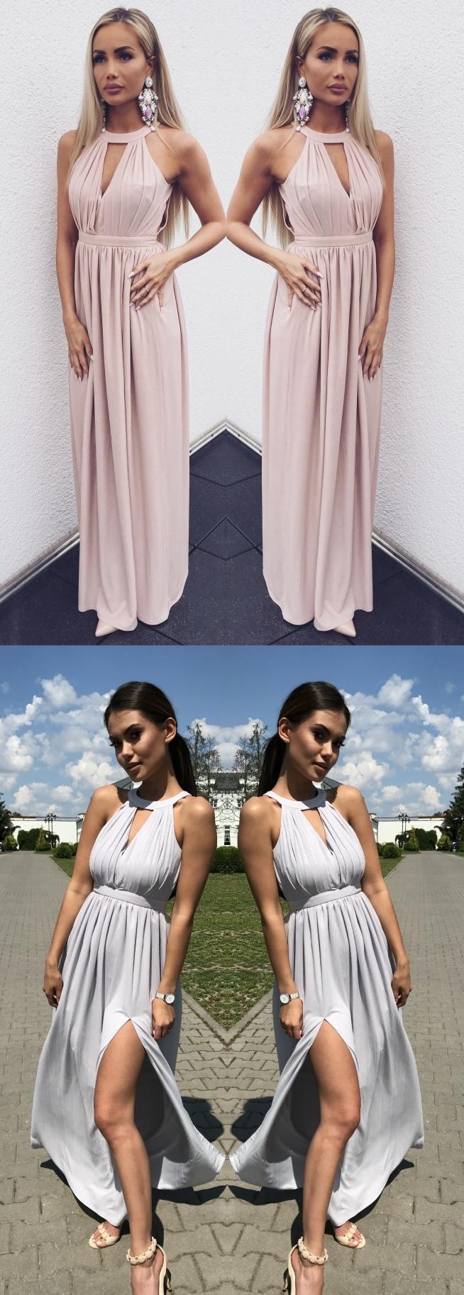Suknie z kolekcji Illuminate <3 W kolorze NUDE oraz SZARYM !