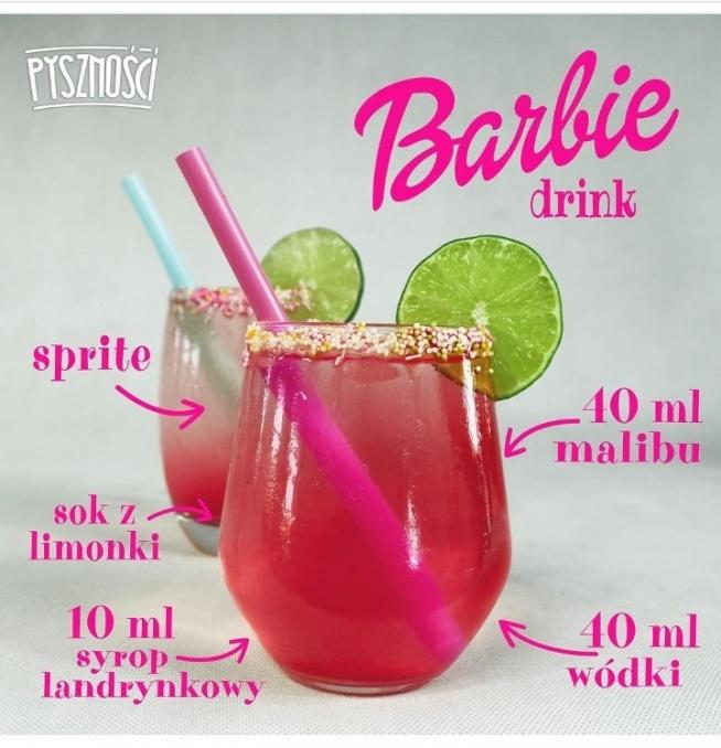 Barbie Drink