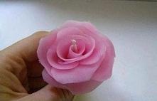 Jak zrobić piękną różę z wo...
