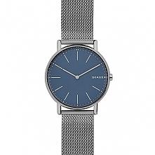 Skagen SKW6420  męski zegarek tytanowy na siatkowej bransolecie w stylu klasy...
