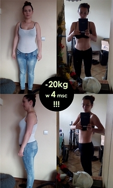 -20 kg w 4 miesiące razem z treningami CentrumSportowca.pl