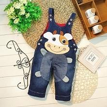 Spodnie dla małego szkraba
