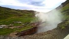 Gorąca rzeka - Islandia POMYSŁ NA WEEKEND