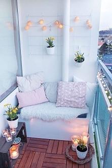 Cudny balkon <3