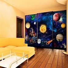 Szafa 3-dzwiowa z widokiem na kosmos ;)