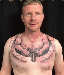 tatuaże śmieszne rysunki