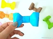 Instruktaż prezentujący sposób tworzenia muchy origami :)
