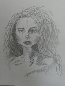 Mój pierwszy portret i jak ...