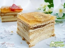 Ciasto budyniowe bez piecze...
