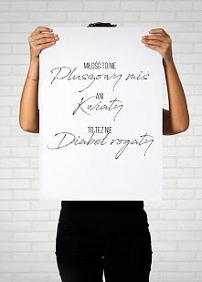 Darmowy plakat już do pobrania na moim blogu!  bookwrittenrose.blogspot.com